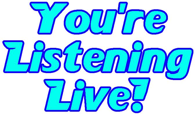 listening live