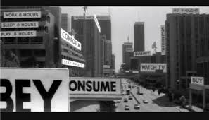 They live - street