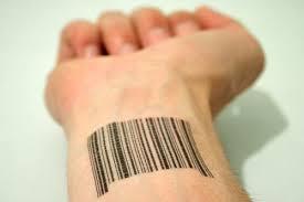 wrist barcode