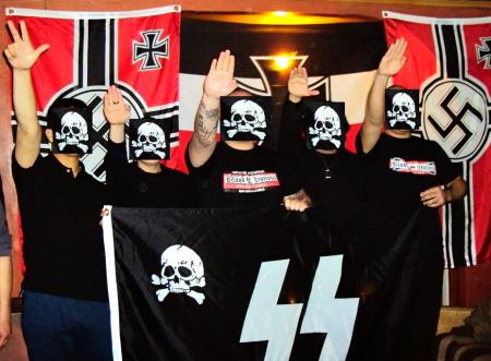 Nazis in Kiev