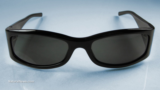 Pair-Of-Black-Sunglasses