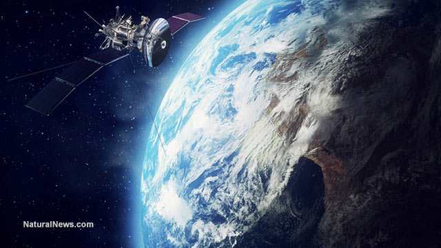 Satellite-Gps-Space-Earth-Planet