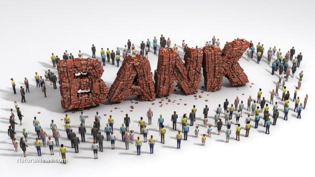 Bank-Ruin