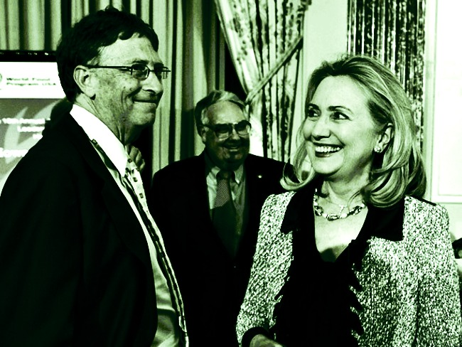 hillary-and-bill-gates