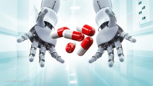 Robot-Doctor-Medical-Hands-Pills