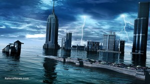 Climate-Change-Sunken-City-Flood