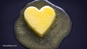 Heart-Shaped-Butter-Melting