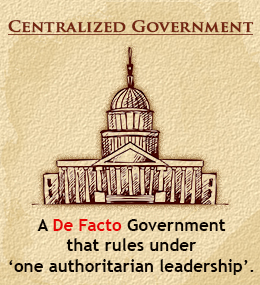 centralized-government