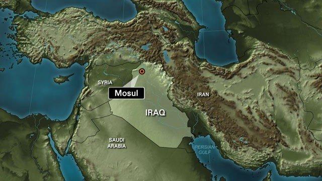 Iraq-Mosul-Syria