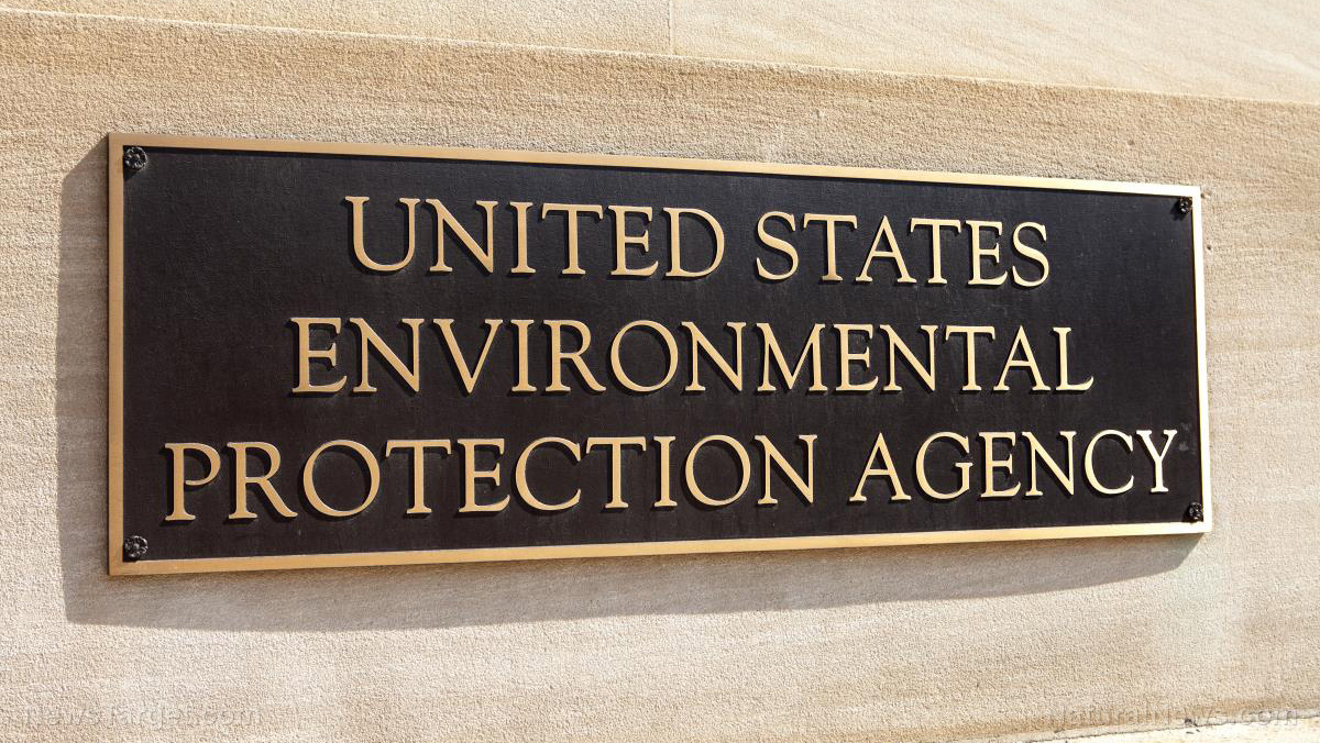 Epa-Environmental-Protection-Agency-Us-Regulations-States