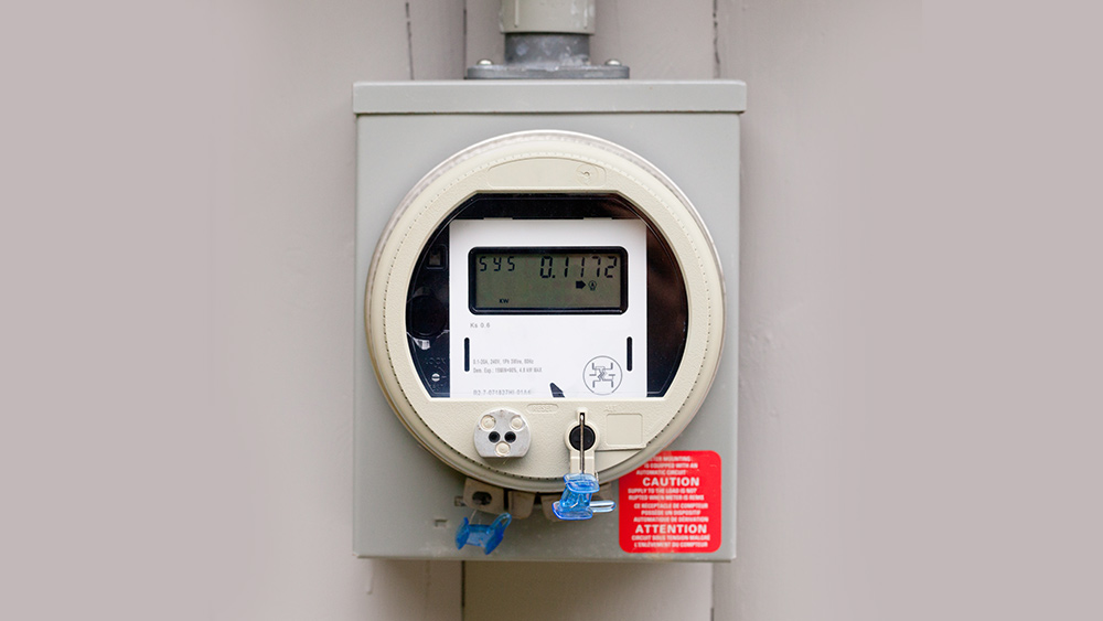 Smart-Meter-Residential